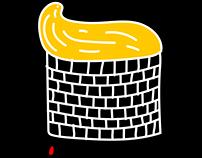 Su Gran Muro #trump
