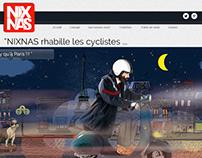 Web design Nixnas