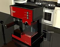 Modelado 3D - PrimaLatte