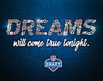 NFL Draft 2016 - Static Graphics