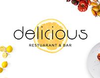 Delicious Restaurant Template