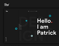 bepatrickdavid - My new personal Website