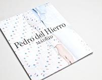 Pedro del Hierro Madrid - Look Book Spring Summer 15