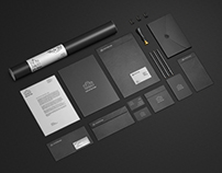 Branding / Stationery Mock-Ups Vol.1