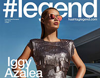 IGGY AZALEA for LEGEND