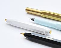 NOTEKA' online stationery store branding