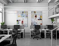 The New Office of Burosneg