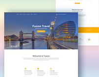 Fusion: Travel Agency FreeBie