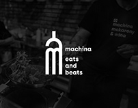 machina eats and beats