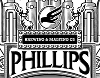 Leap - Phillips Flying Beer Machine