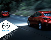 Mazda Digital Banners