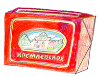 butter for Sferes / масло для Сфер