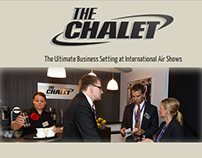 Archive: The Chalet: Website/Logo Design