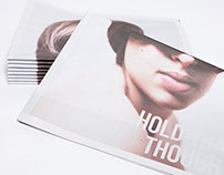 HOLD THAT THOUGHT - Issue 2
