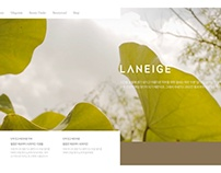 Mamonde Redesign - Design - Lee-jungmee