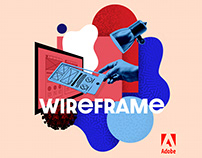 Adobe WIREFRAME