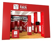 FALCK Concept for Exponor 2015