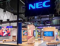 NEC | ISE | AMSTERDAM 2020