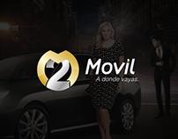 M2 Movil / Branding