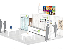 Trade Stand Design | Fine Food Show 2018