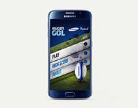 Samsung – Rugby Gol