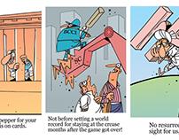 Pocket Cartoons
