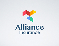 Alliance Insurance Logo Concepts