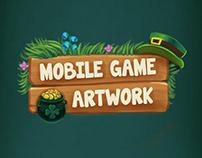 Mobile game artwork