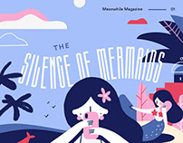 The Silence of Mermaids ― Meanwhile Magazine