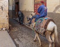 Fez, Old Madina