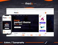 Thexio theme