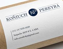 Estudio Koñiuch · Pereira
