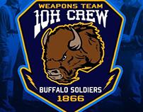 Warcloud Crew patch