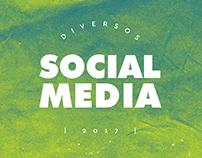 Social Media Diversos (2017)