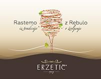 ERZETIČ wine |  packaging redesign
