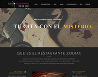 Restaurante Zodiac / Restaurantes originales de Madrid