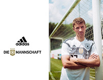 DFB X ADIDAS / The German National Football Team