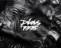 Plus1995 Logotype