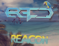Red Reacon | Rebrand