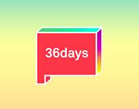 36 Days of Type | 2016