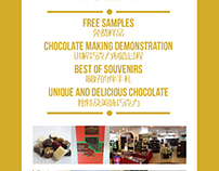 Cocoa Boutique Flyer Design (Penang Outlet)