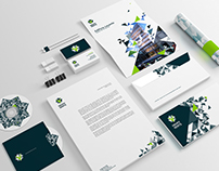Grupo Vents / Brand Identity & Stationery Design