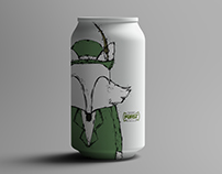 Forst beer limited edition-Illustration