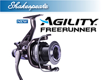 Shakespeare Agility Freerunner Spinning Reel