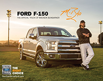 Madison Bumgarner Rain Out - Ford Commercial