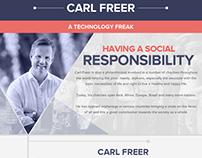 Carl Freer