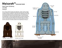 Maisarah™ humanoid robot