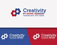 Creativity By Doing(99designs contest Winner )