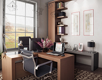 modern style office