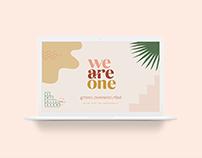 We All Grow Latina Summit 2020 Branding
